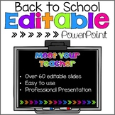 Brights Back to School PowerPoint