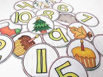Back to School Editable Watercolor Classroom Calendar