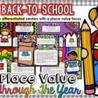 Back-to-School Edition {Place Value - Common Core-Aligned