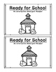 Back to School Emergent Reader (Matching)