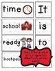 Back to School Emergent Reader and Digital Big Book for PreK and Kindergarten