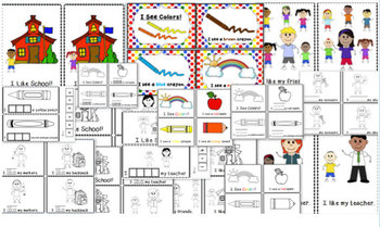 Back to School: Emergent Readers, Literacy Centers, and Games