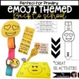 Back to School Emoji Pack