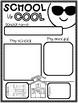Back to School Emoji Student Book