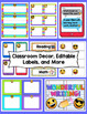 Back to School - Emoji Theme