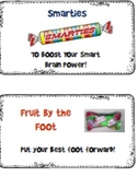 Back to School Encouraging Word cards