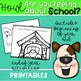 Back to School/End of Year Powerpoint and Activities Bundle