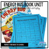 Back to School Energy Bus Book Unit