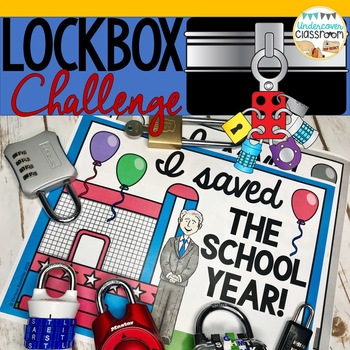 Back to School Enrichment Activity|Lockbox Challenge|Back to School Logic Puzzle