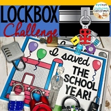 Back to School Activity | Lockbox Challenge | Breakout Box | Enrichment