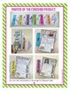 Back to School Envelope Accordion Book: Grades 3-5