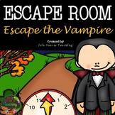 Halloween Escape Room (Halloween Math Activity)