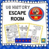 Back to School Escape Room US History