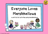 Back to School - Everyone Loves Marshmallows