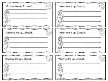 Back to School Exit Tickets for Routines and Procedures Superhero Theme