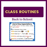 Back to School Expectations - End of Day Dismissal
