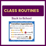 Back to School Expectations - How to Transition