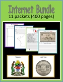 Back to School Explore the World Bundle (11 packets)