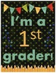 Back to School FREE Posters ~ I'm a .... grader first grad