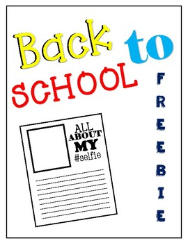 Back-to-School {FREEBIE}