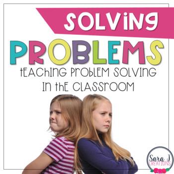 Problem Solving FREEBIE