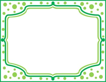 Dollar Deals #4: Frame Borders