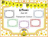 Dollar Deals #4: Frame Borders