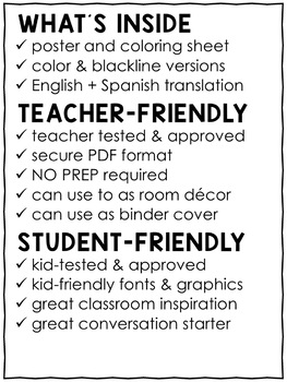 Classroom Management - Multicultural Poster