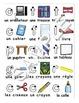 Back to School / La rentrée FRENCH Games, Workbook & Smart