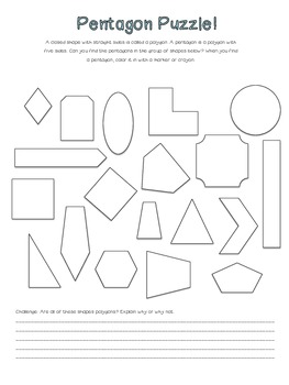 Back to School: Fifth Grade Activity Packet