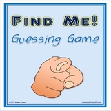 Back to School Find Me Guessing Game