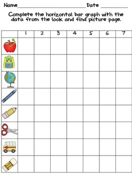 Back to School: Find, Tally, and Graph