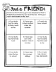 Back to School Find a Friend FREEBIE!