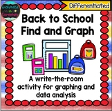 Back to School Find and Graph: A Differentiated Math Center
