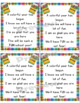 FREE Back to School First Day Welcome Notes for Students EDITABLE