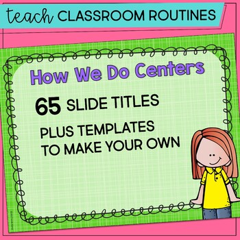 Back to School First Day PowerPoint Template EDITABLE