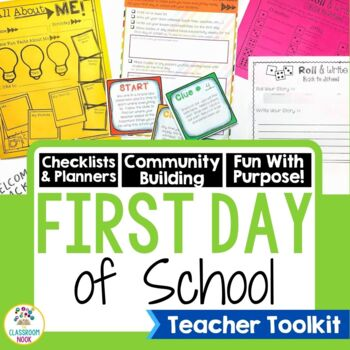 Back to School (First Day Survival Kit)