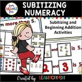 Back to School Numeracy Sorting Mats - Subitizing