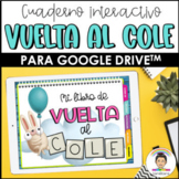Back to School First Week Activities in Spanish   DIGITAL