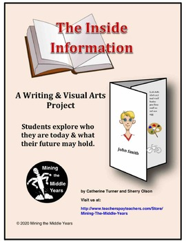 Back to School Activity - Creating Student Pamphlets - the Inside Information