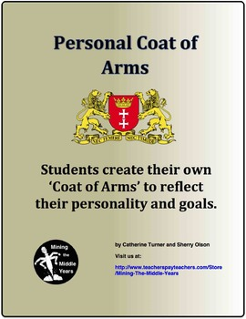 Back to School Activity - Coat of Arms