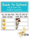 Back to School First Week Reflections