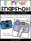 Back to School | First Week of School | Writing Craft and
