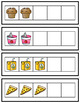Back to School Five Frame Game