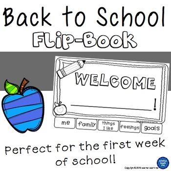 Back to School - Flip-Book