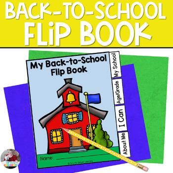 Back to School Flip Book-