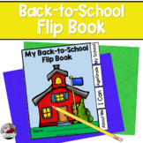 Back to School Flip Book-