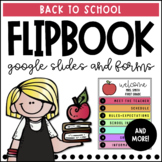 Back to School Flipbook   Digital