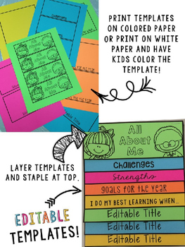 Back to School Flipbook - Self-Assessment Style