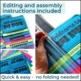 Welcome Back to School Flipbook for Meet the Teacher Night (Editable Flip Book)